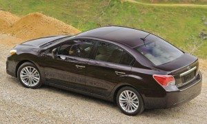 Subaru Impreza Sedán 2014: confiable, dinámico y muy seguro.