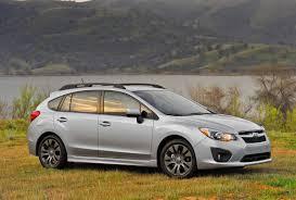 Subaru Impreza Sport 2014 (Impreza hatchback2014): moderno y mucho más seguro.