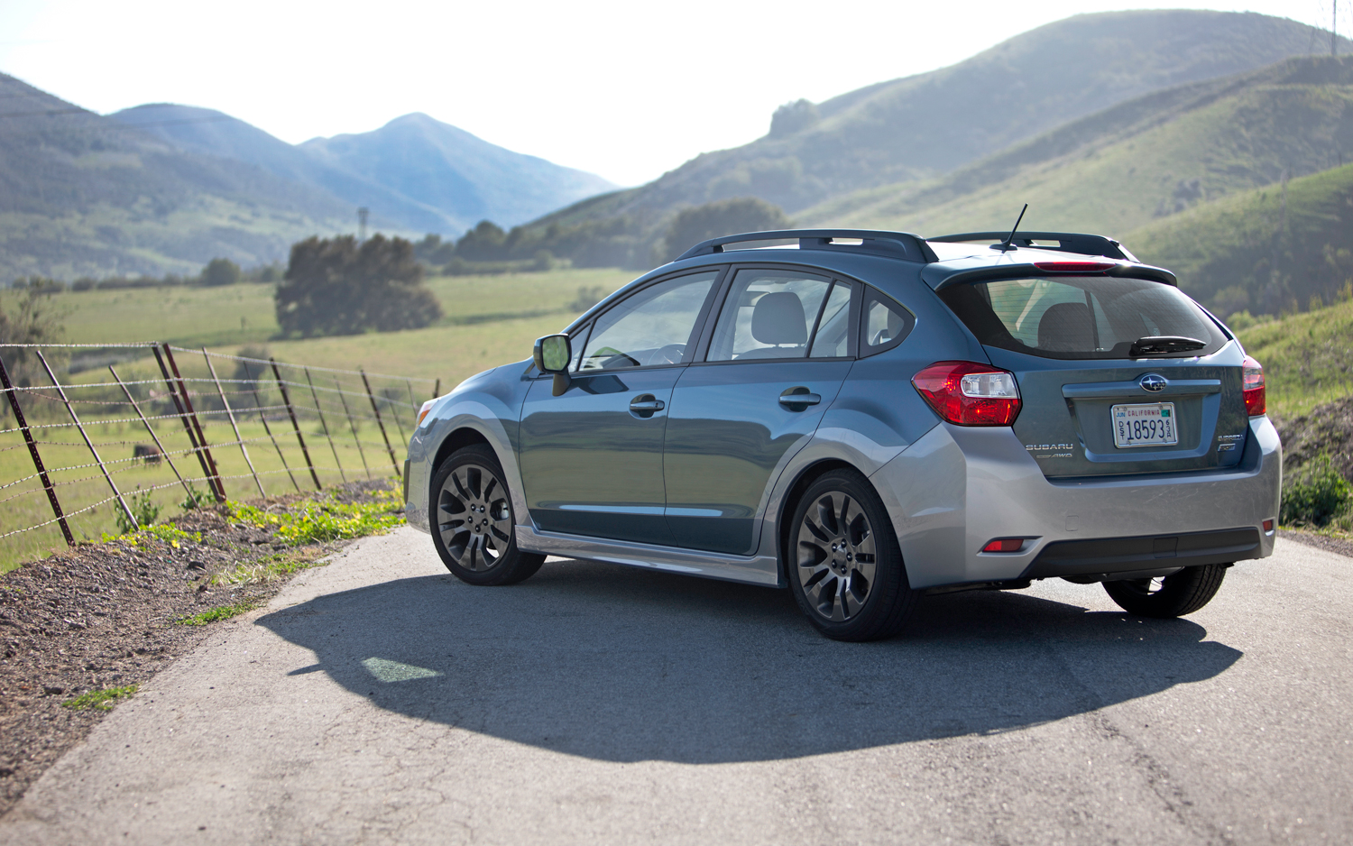 subaru impreza sport 2014 prices u s a 18 395. Black Bedroom Furniture Sets. Home Design Ideas