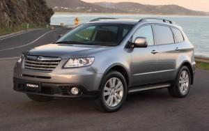 Subaru Tribeca 2014: Otro que sale del mercado.