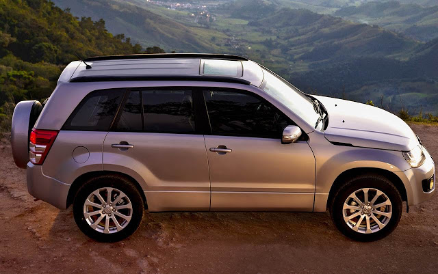 Imagenes Suzuki Grand Vitara 2014.html | Autos Weblog