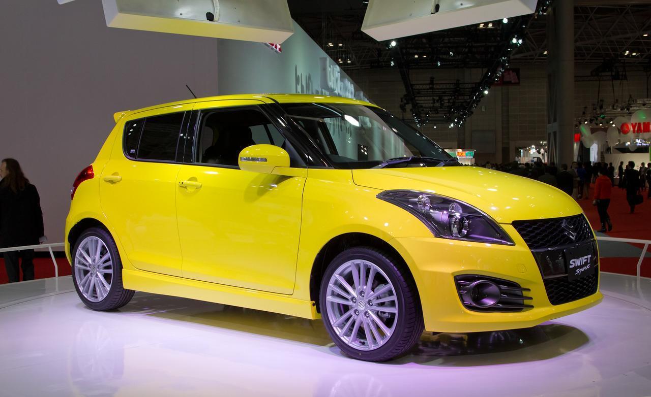 Suzuki Swft 2014.html | Autos Weblog