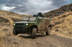 Ultra Light Vehicle: este podría ser el sucesor del Hummer del ejército de EEUU.