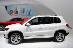 Volkswagen Tiguan 2014: más deportivo y con líneas más agresivas.