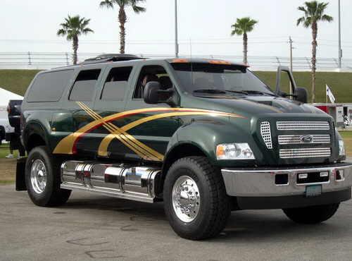 Imágenes de súper camionetas | Lista de Carros