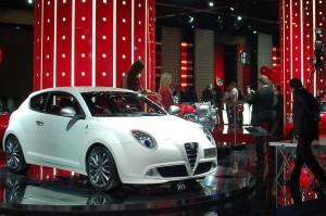 Salón de Ginebra 2014: Alfa Romeo MiTo Quadrifoglio Verde 2014.