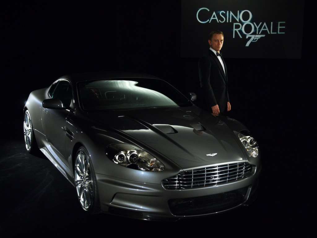 bond auto casino royal