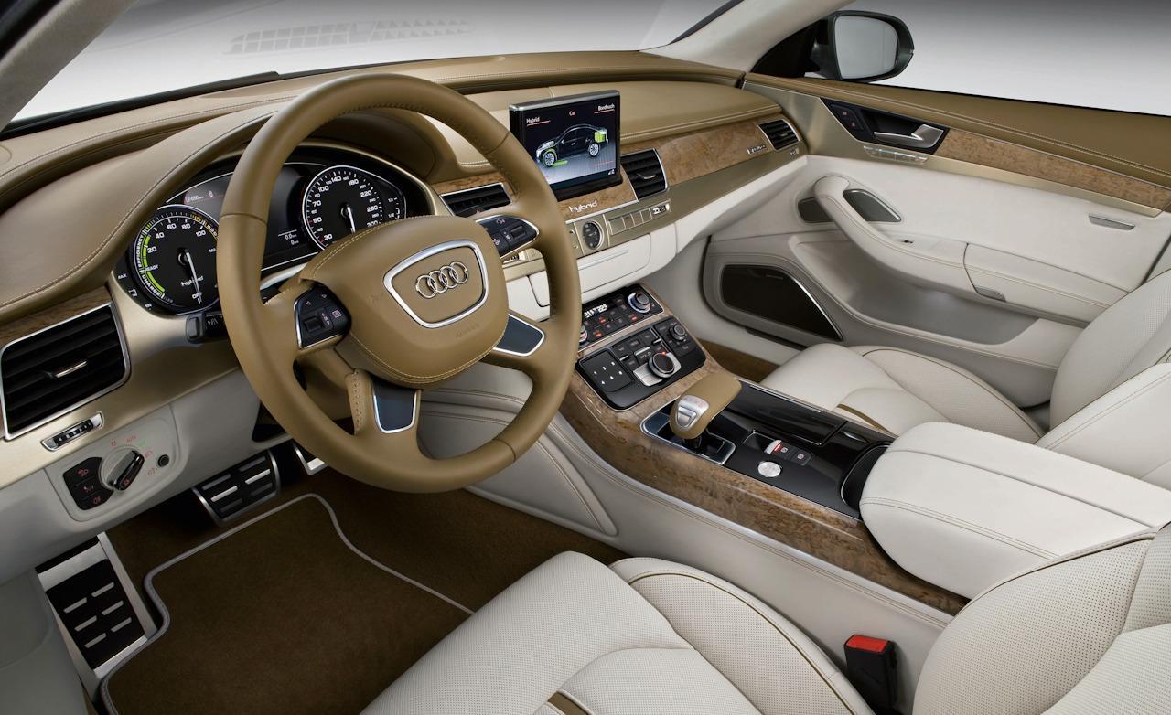 Chrysler Carros Usados >> Interior del Audi A8 Sedán 2014 | Lista de Carros