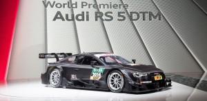 Salón de Ginebra 2014: Audi RS5 DTM 2014.