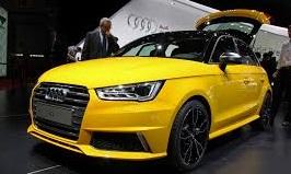 Salón de Ginebra 2014: Audi S1 2014.