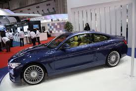Salón de Ginebra 2014: Alpina B4 Bi-Turbo Coupé.