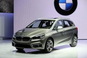 Salón de Ginebra 2014: BMW Serie 2 Active Tourer y su tracción delantera.