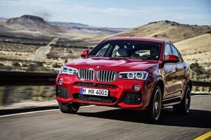 BMW X4: el nuevo todoterreno Coupé del fabricante alemán.