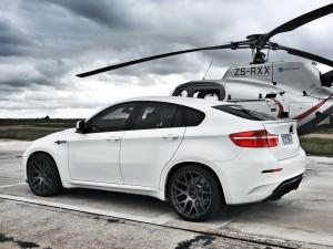 BMW X6 2014: diferente, ágil, poderosa  y lujosa.