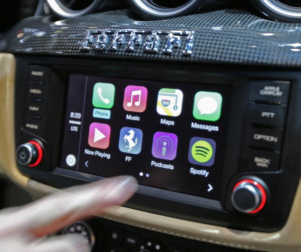 CarPlay, El Sistema IOS Que Apple Quiere Llevar A Los