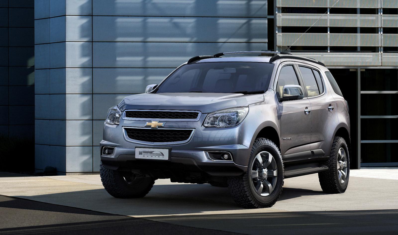 Chevrolet Trailblazer 2014: Para Argentina tiene estos ...