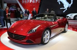 Salón de Ginebra 2014: Ferrari California T.