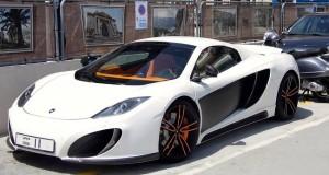 Gemballa McLaren 12C GT Spider: elegancia, alto rendimiento y alto precio.