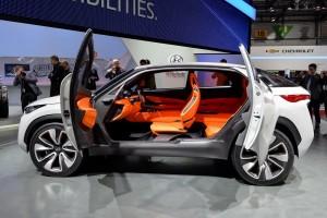Salón de Ginebra 2014: Hyundai Intrado Concept.