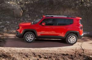 Jeep Renegade 2015: una nueva pequeña SUV para el mundo.