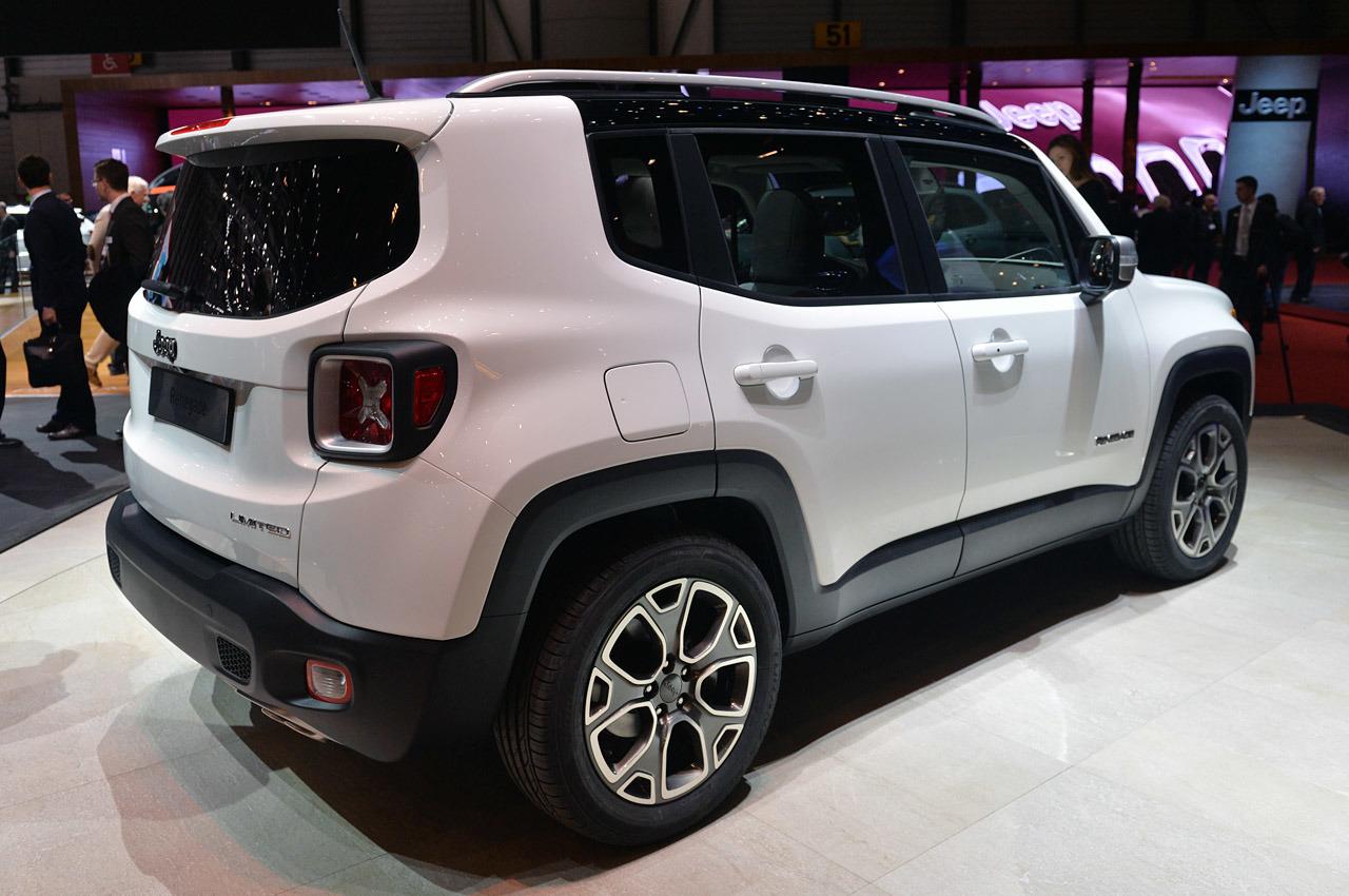 Jeep Renegade 2015 Una Nueva Peque 241 A Suv Para El Mundo