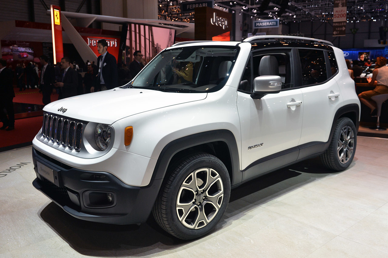 jeep renegade 2015 una nueva peque a suv para el mundo lista de carros. Black Bedroom Furniture Sets. Home Design Ideas