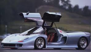 Jiotto Caspita Concept: historia de un interesante carro deportivo.