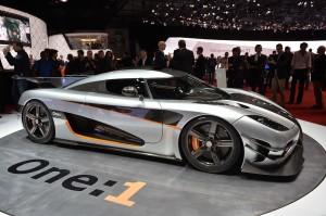 Salón de Ginebra 2014: Koenigsegg Agera One 1, será el más rápido del mundo.