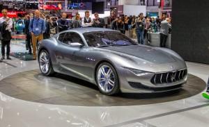 Salón de Ginebra 2014: Maserati Alfieri Concept.