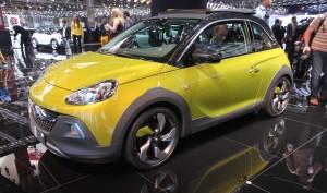 Salón de Ginebra 2014: Opel Adam Rocks.
