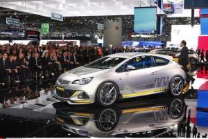 Salón de Ginebra  2014: Opel Astra OPC Extreme.