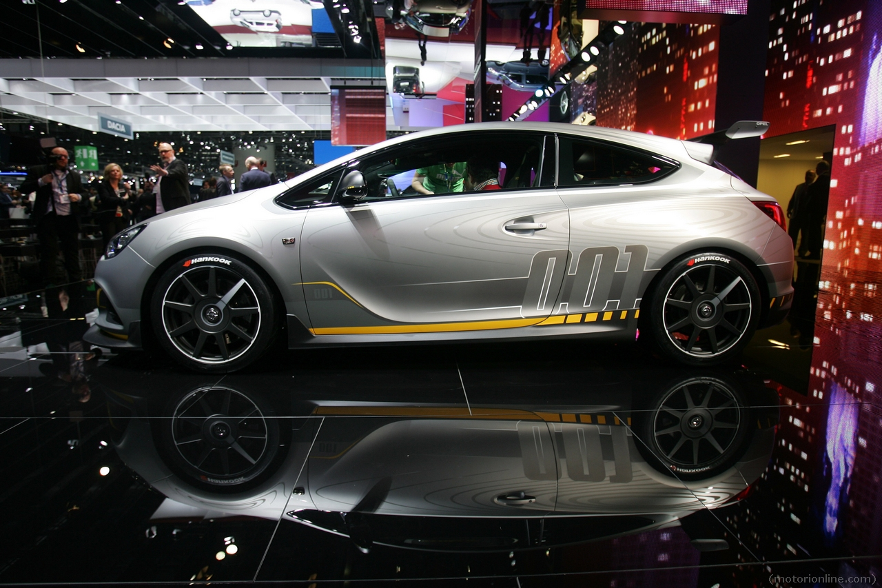 sal n de ginebra 2014 opel astra opc extreme lista de carros. Black Bedroom Furniture Sets. Home Design Ideas
