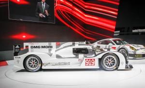 Salón de Ginebra 2014: Porsche 919 Hybrid.
