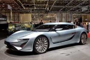 Salón de Ginebra 2014: Quant e-Sportlimousine, un eléctrico que funcionaría con agua de mar