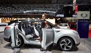 Salón de Ginebra 2014: Ssangyong XLV Concept.