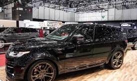 Salón de Ginebra 2014: Startech Range Rover Sport by Startech.