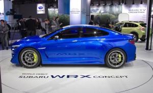 Subaru Impreza WRX 2014: los cambios llegarán en 2015.