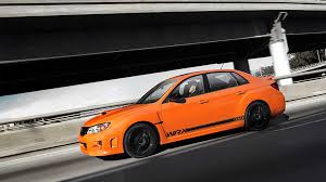Subaru Impreza WRX STI 2014: agresivo, divertido, deportivo y muy seguro.