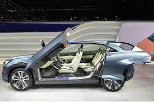 Salón de Ginebra 2014: Subaru VIZIV-2 Concept.