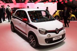 Salón de Ginebra 2014: Nuevo Renault Twingo 2015