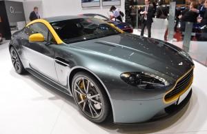 Salón de Ginebra 2014: Aston Martin V8 Vantage N430.
