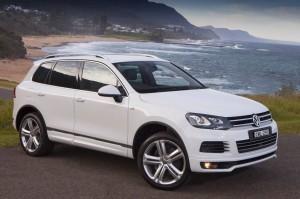 Volkswagen Touareg 2014: lujo, tecnología y mucha distinción.