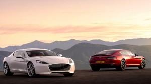 Aston Martin Rapide S 2014: hermoso, potente y dinámico.