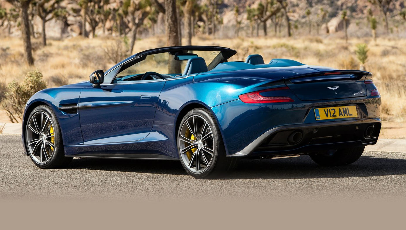 aston martin vanquish volante 2014 lujo alto rendimiento y mucha calidad lista de carros. Black Bedroom Furniture Sets. Home Design Ideas