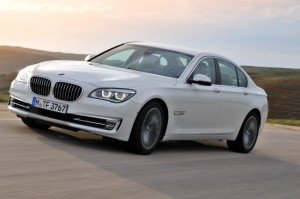 BMW Serie 7 2014: hermoso y lujoso.