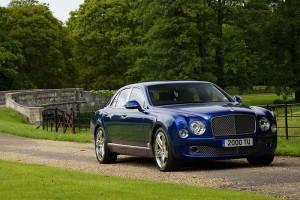 Bentley Birkin Mulsanne: Una súper lujosa y muy exclusiva edición limitada.