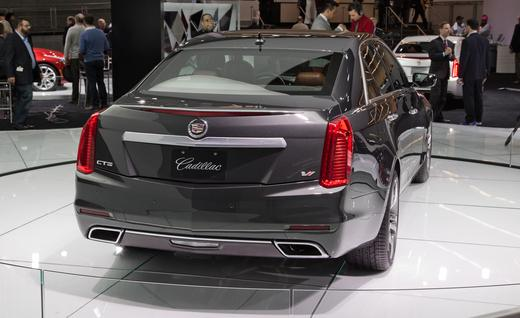 Cadillac CTS Sed%C3%A1n 2014 6