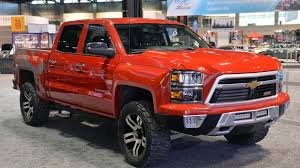 Jacked Up Chevy Spark >> Chevrolet Silverado Reaper 2014: le llegó rival a la Ford ...