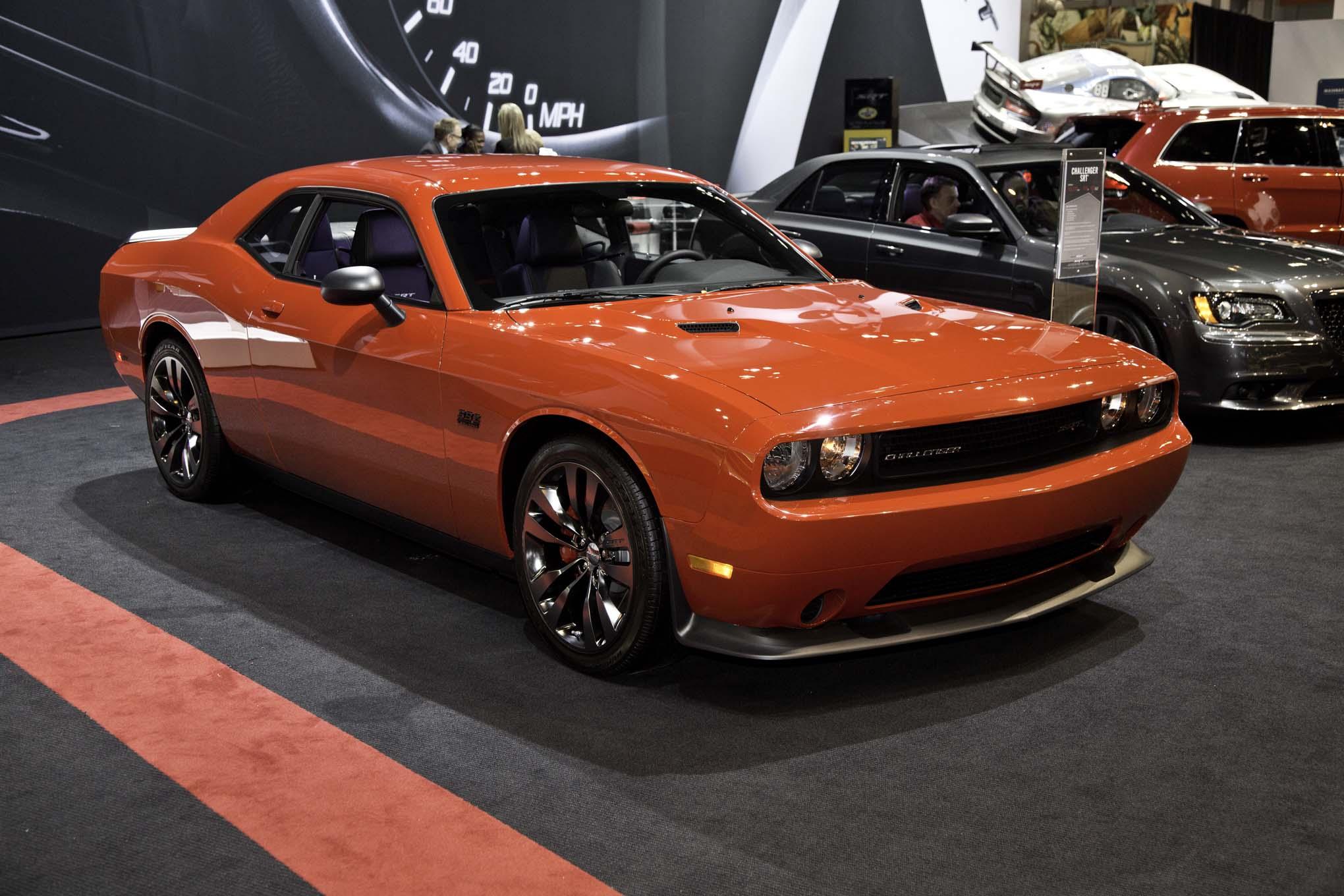 Dodge Challenger 2014 Un Bello Y Poderoso Muscle Car Lista De Carros