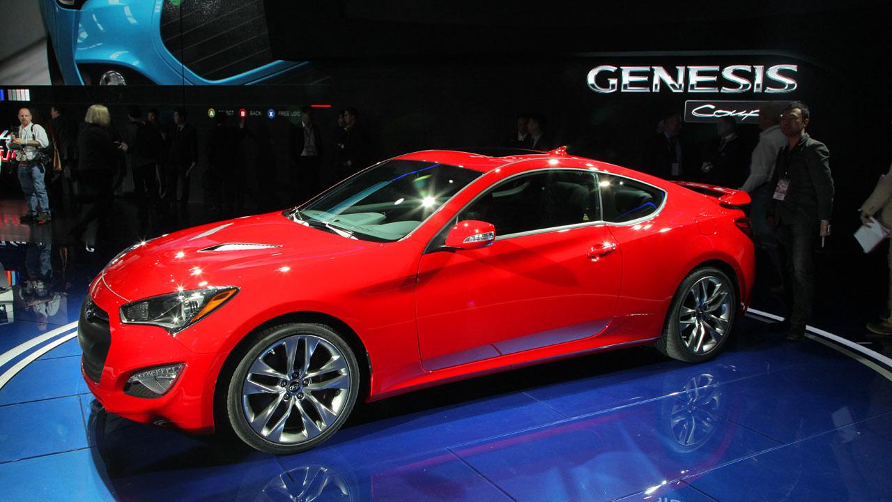 Hyundai Genesis Coupé 2014: ahora más atractivo e interesante.